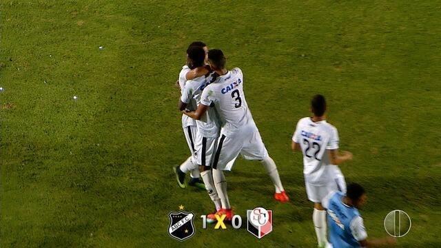 ABC vence Santa Cruz de Natal por 1 a 0 na estreia da Copa RN