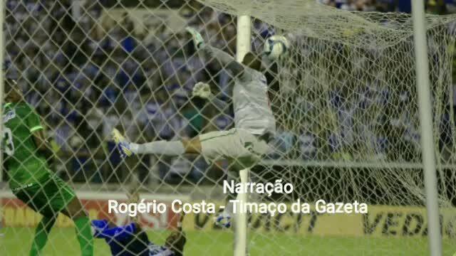 Ouça o gol do CSA sobre o Salgueiro na voz de Rogério Costa