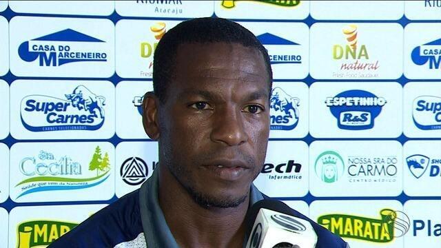 Geraldo é apresentado como coordenador técnico em véspera de jogo contra o Treze-PB