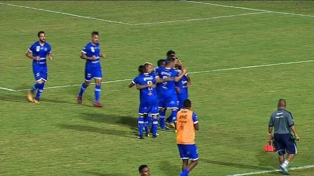 Confiança derrota Treze na Copa do Nordeste