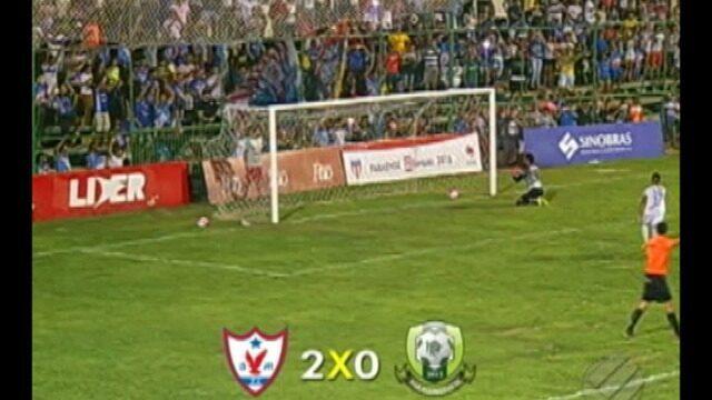 Águia de Marabá vence no Campeonato Paraense