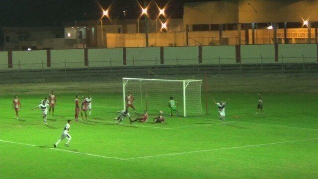 Rio Negro vence o Princesa por 3 a 1 e avança às semis; veja os gols