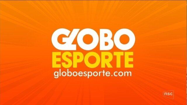 Confira a íntegra do Globo Esporte SC deste sábado (24)