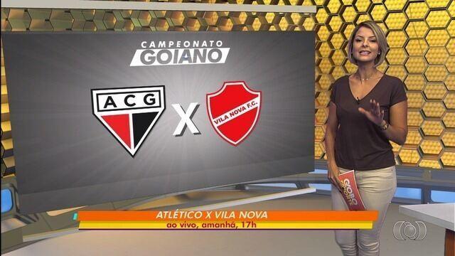 Atlético-GO e Vila fazem o primeiro clássico no Serra em 2018