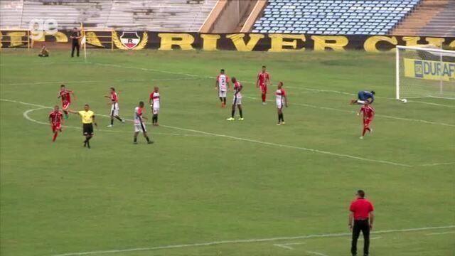 4 de Julho vence o Flamengo-PI e entra no G-4 do Campeonato Piauiense 2018; os gols