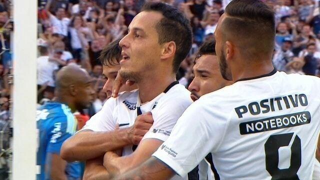 Os melhores momentos de Corinthians 2 x 0 Palmeiras pelo Campeonato Paulista