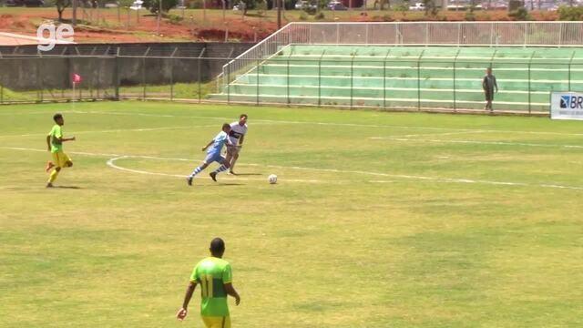 O gol de Samambaia 0 x 1 Bolamense pelo Campeonato Brasiliense 2018
