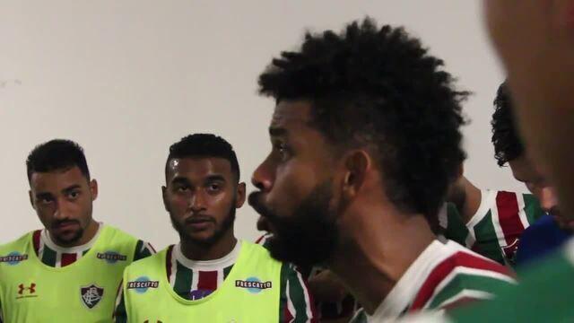 Confira os batidores do Fluminense no jogo da goleada sobre o Flamengo