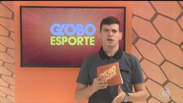 Globo Esporte - programa de 16/03/2018 - Íntegra