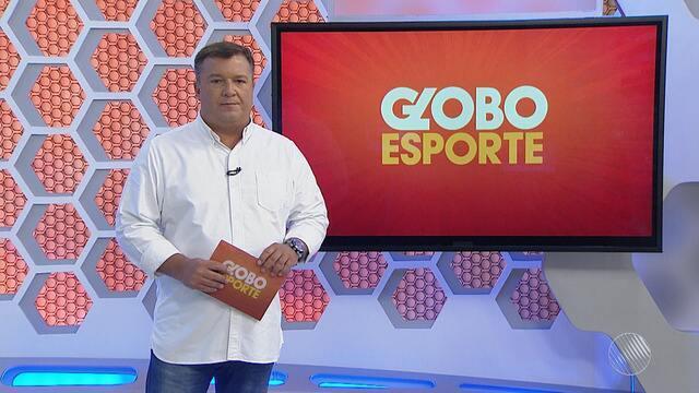 Globo Esporte BA - Íntegra do dia 16/03/2018