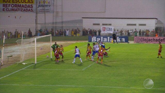 Bahia enfrenta o Juzeirense nesse sábado (17), pela semifinal do Baianão 2018
