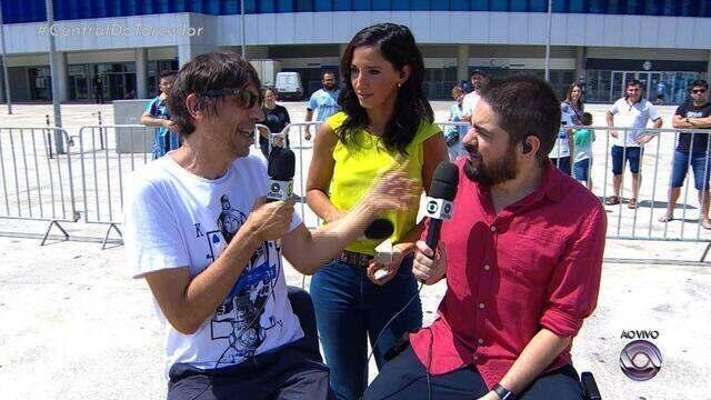 Peninha e Luciano Potter comentam a falta do árbitro de vídeo no Gre-Nal deste domingo