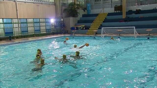 Equipe pernambucana de polo aquático participa de torneio internacional na África do Sul