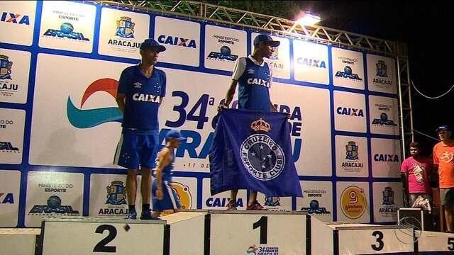 Neste sábado tem a Corrida Cidade de Aracaju e tem um atleta quer voltar a subir no pódio