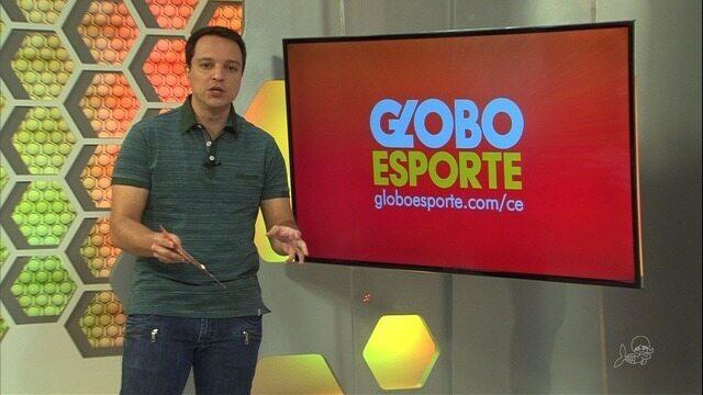 Íntegra - Globo Esporte CE - 17/03/2018