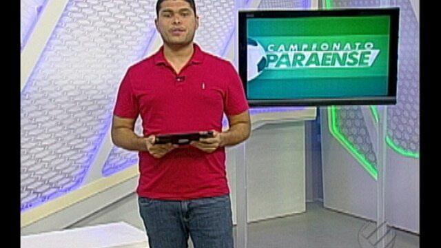 Veja a íntegra do Globo Esporte Pará desta segunda-feira (19)