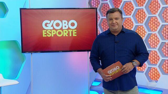 Globo Esporte BA - Íntegra do dia 19/03/2018