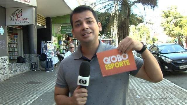 Blitz do Globo Esporte repercute a penúltima rodada do Goianão