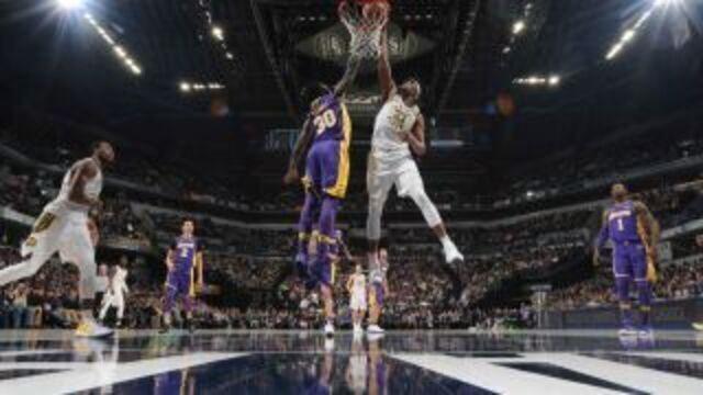 Melhores momentos: Lakers 100 x 110 Pacers pela NBA
