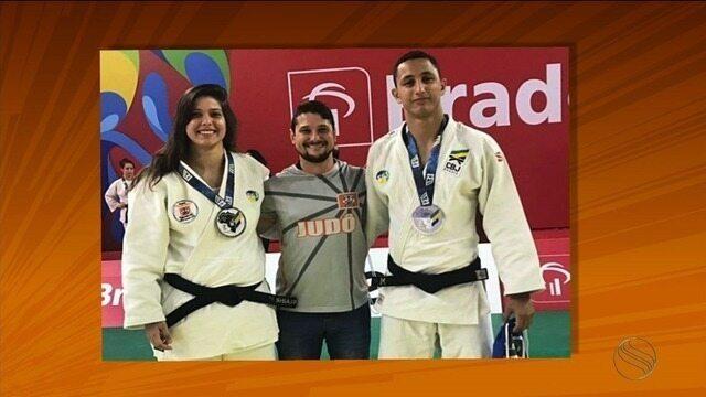 Judocas sergipanos conquistam medalhas no Pan realizado no Peru