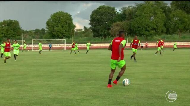River-PI, já classificado, torce para o Flamengo-PI no piauiense