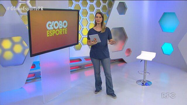 Veja a edição na íntegra do Globo Esporte Paraná de quinta-feira, 22/03/2018