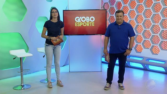 Globo Esporte BA - Íntegra do dia 22/03/2018