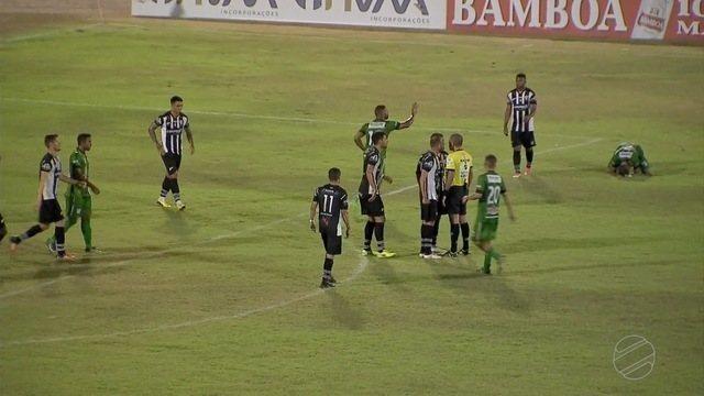 Novo e Corumbaense ficam no empate e vaga à final vai ser decidida em Corumbá