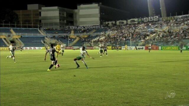 Ceará vence Floresta pelo Cearense