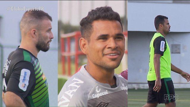 Com duelo de artilheiros, Atlético-PR e Maringá jogam por vaga na final