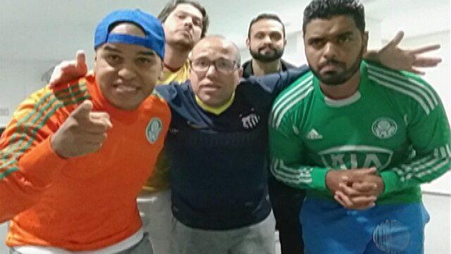 Garotinhos fazem aposta dupla para semifinais do Paulistão