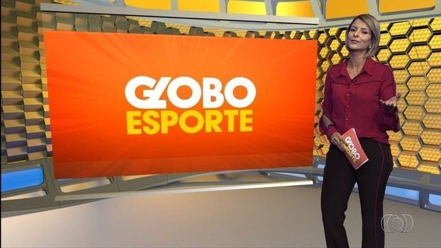 Globo Esporte GO - 24/03/2018 - Íntegra