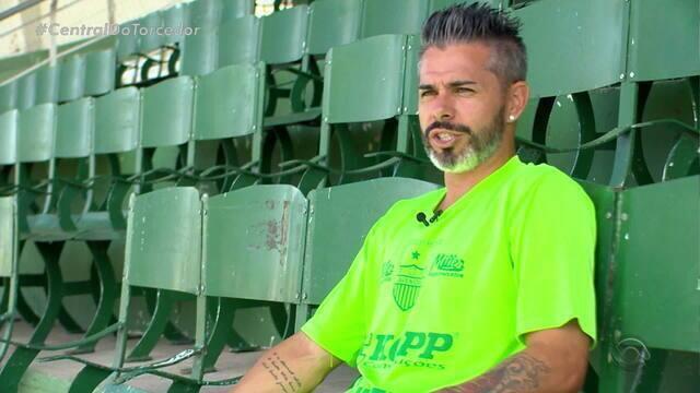 Alexandre fala da expectativa do jogo contra o Grêmio