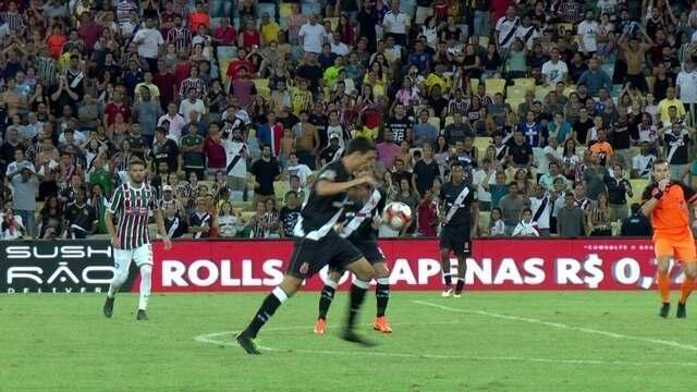 Melhores momentos: Fluminense 2 x 3 Vasco pela semifinal do Campeonato Carioca