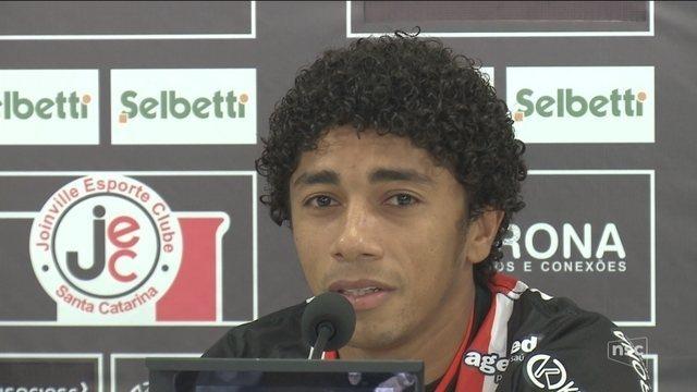 Misael chega ao JEC e relembra passado de alegrias para nova meta na carreira
