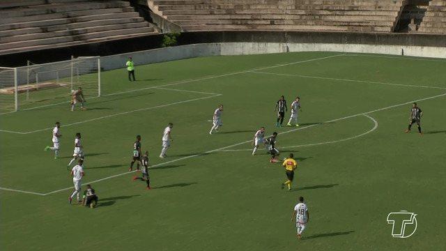 São Raimundo e Real Ariquemes empatam em 1 a 1 em estreia na série D