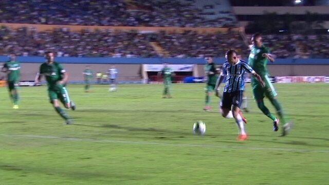 Melhores momentos de Goiás 0 x 2 Grêmio pelas Oitavas de Final da Copa do Brasil