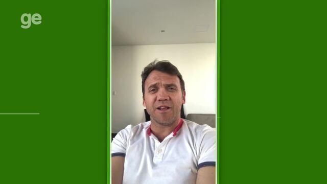 Petkovic manda recado para xará que joga no Vila Nova