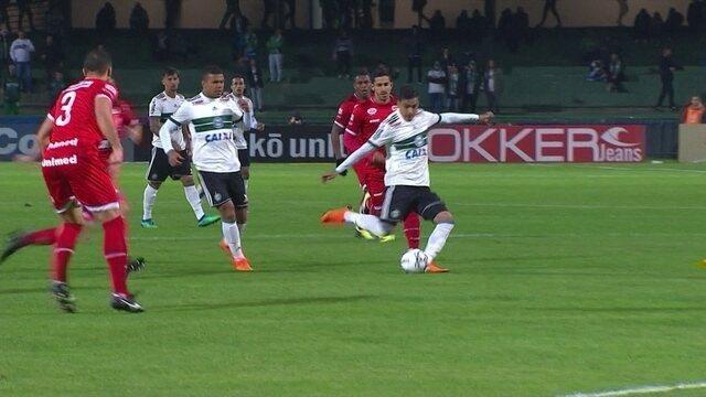 Melhores momentos de Coritiba 2 x 0 Vila Nova pela 7ª rodada da Série B