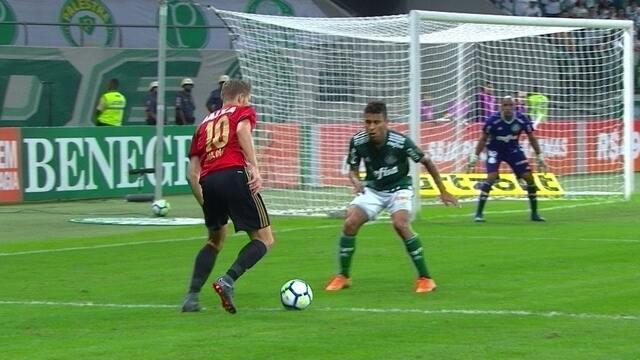 Melhores momentos: Palmeiras 2 x 3 Sport pela 7ª rodada do Campeonato Brasileiro