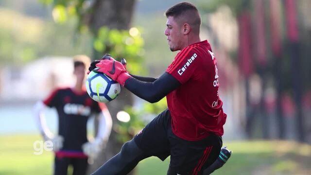 Campeão da Copinha pelo Flamengo, goleiro do AC poderia ter ido parar no Vasco