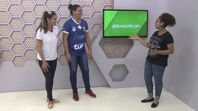 'Na hora do jogo é sangue no olho', falaram finalistas da Copa RO de vôlei no Bate-Papo GE