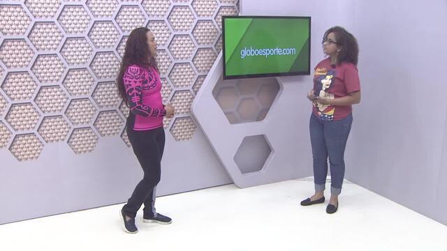 Bate Papo GE: Jiujiteira de Rondônia fala sobre os desafios da mulher no esporte