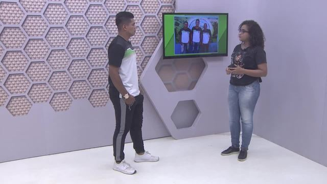 Bate Papo GE: Jheniffer Núbia conversa com atleta convocado para a Seleção de Futebol 7