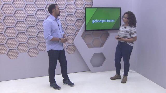 Bate Papo GE: Jheniffer Núbia conversa com Fábio Diniz sobre a Copa do Mundo