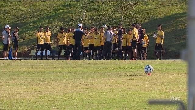 Criciúma mira Londrina por 'poder de reação' e recuperação na Série B