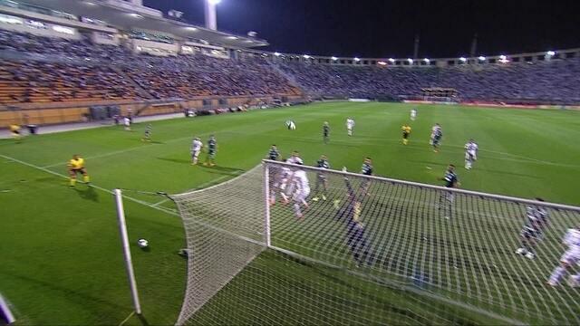 Melhores momentos: Santos 1 x 1 Palmeiras pela 13ª rodada do Brasileirão