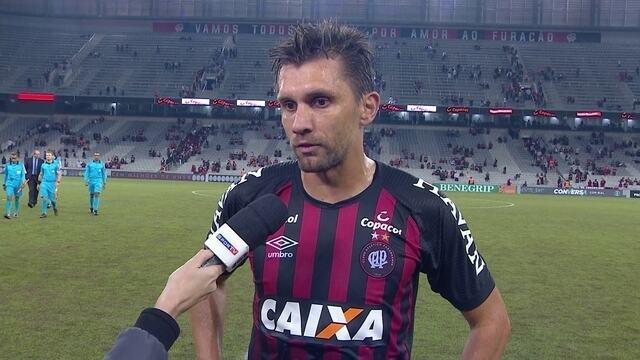 """""""Temos que pensar sempre como uma final"""" diz Paulo André"""