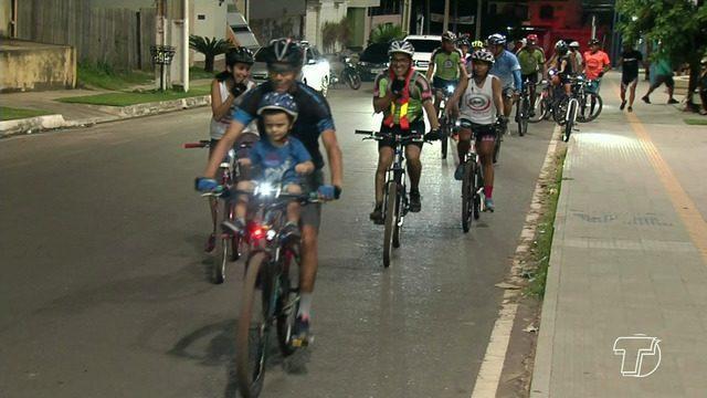'Pedal Urbano' ajuda pessoas a se tornarem ciclistas profissionais em Santarém