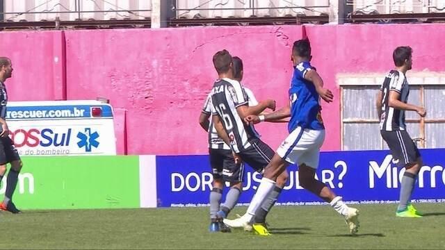 Os gols de Paraná 1 x 1 Botafogo pela 18ª rodada do Brasileirão